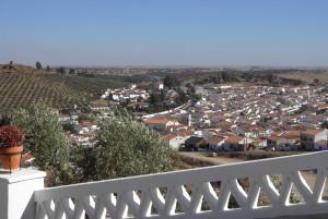 View of Aljustrel